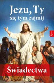 Jezu, Ty się tym zajmij